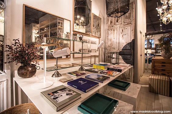 Mestizo Contemporary Store. Tienda de interiorismo ecléctico en Justicia.