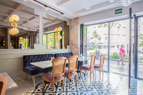 Gigi Meet Me Bar. El restaurante chic de Chamberí.
