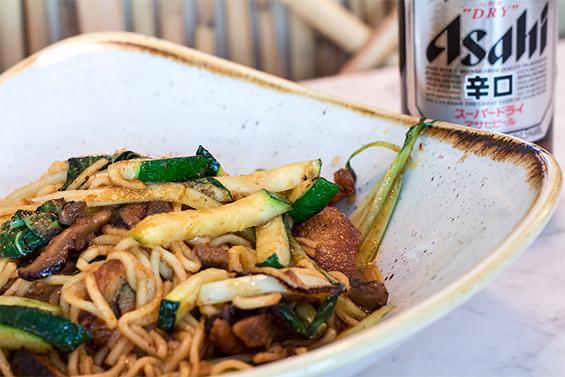Sushita. Restaurante japonés bonito y bien rico en Rubén Darío.