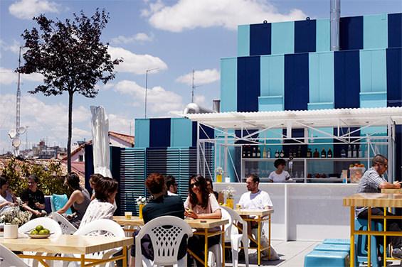 Mi lista de terrazas top de madrid de 2016 madrid cool blog - Casa lista madrid ...
