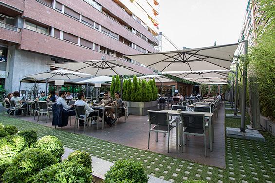 Mi lista de terrazas top de Madrid de 2016.