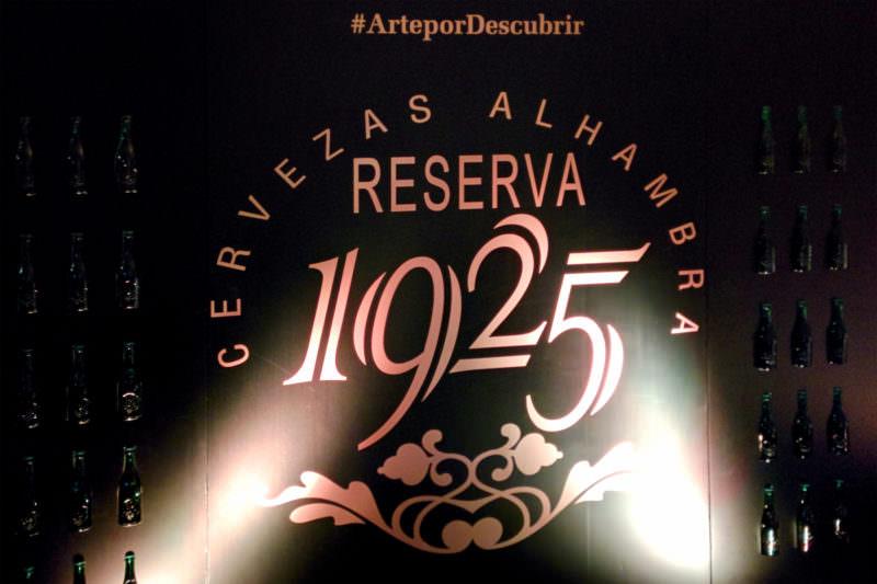 Fiesta clandestina de Alhambra Reserva 1925.