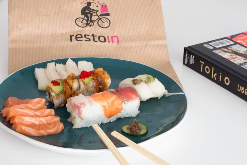 Banzai Sushi. Gyozas, sushi y muuucho más en Malasaña.