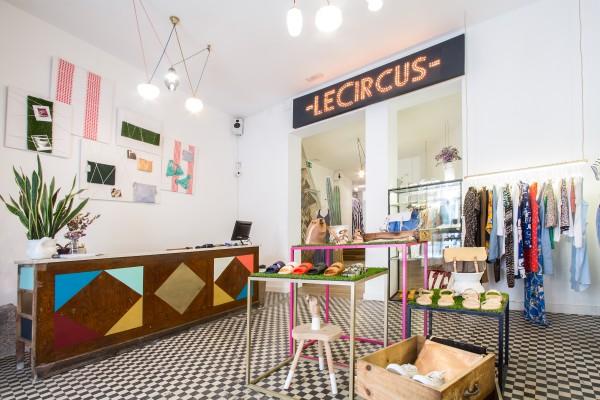 LeCircus. Tu tienda de ropa escandinava en Malasaña.