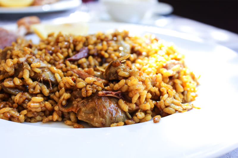 MADRID-COOL-BLOG-EL-GARBÍ-arroz-alcachofas-pato