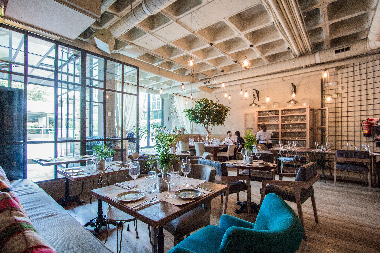 Marieta international restaurant and place to be at - La marieta madrid ...