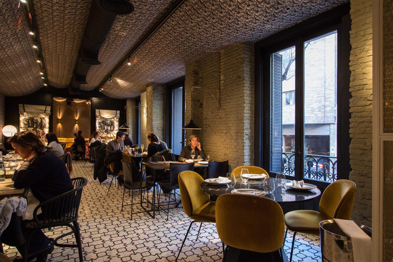 Restaurante random y an nimo club elegancia en almagro - Random restaurante madrid ...