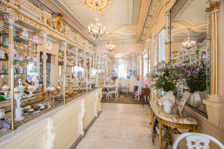 Sugar factory la pasteler a en alonso mart nez que habr a - Metropolitan spa madrid ...