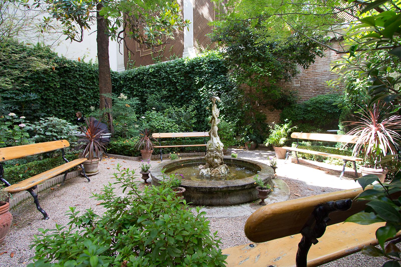 Madrid cool blog jardin museo romanticismo g madrid cool for Jardin romantico