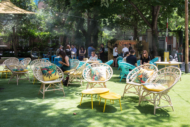Casa Corona 2017 El Jardín Secreto Del Verano En Madrid