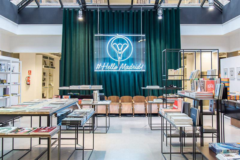 The most amazing concept stores in Madrid for shopping.