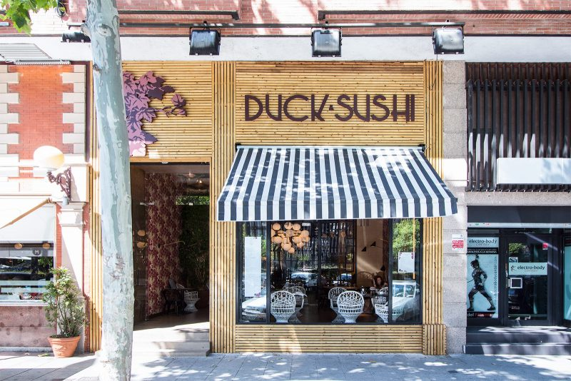 MADRID-COOL-BLOG-DUCK-SUSHI-fachada-G
