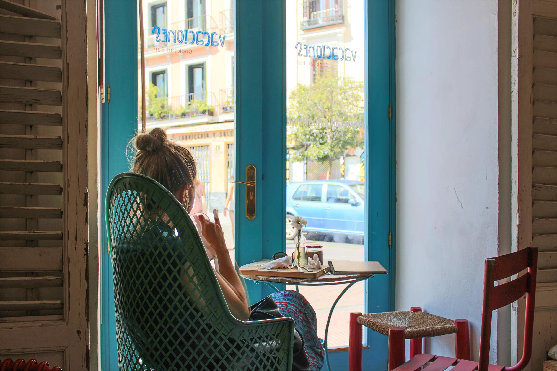 Cafeterías para una primera cita en Madrid (Parte I) 5cc17a724bf