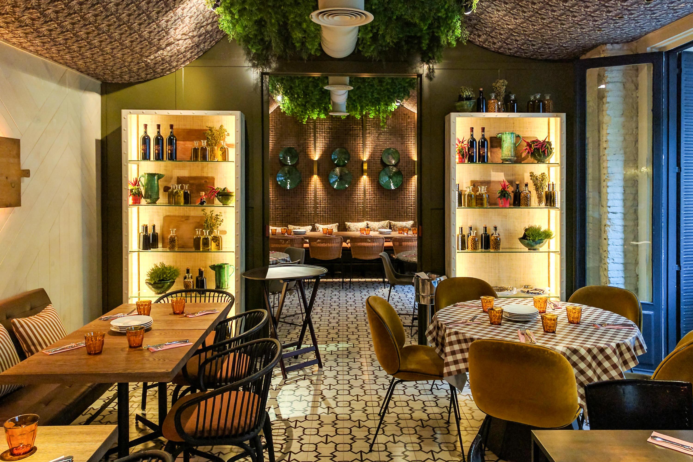 Los Restaurantes Infalibles Para Cenas De Amigos En Madrid