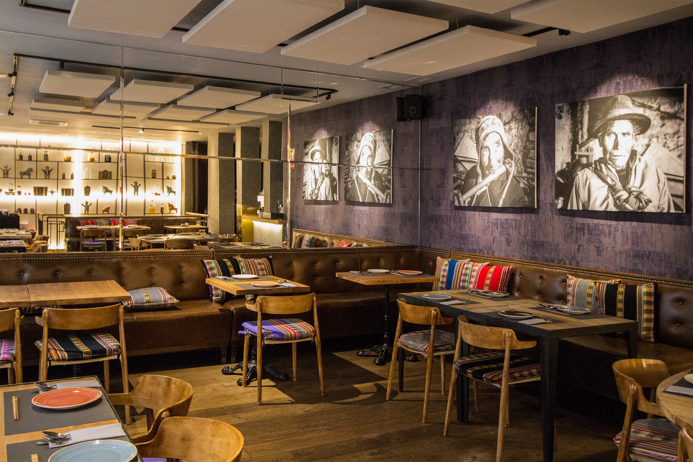 Quispe la vanguardia de la nueva cocina de per - Blog di interior design ...