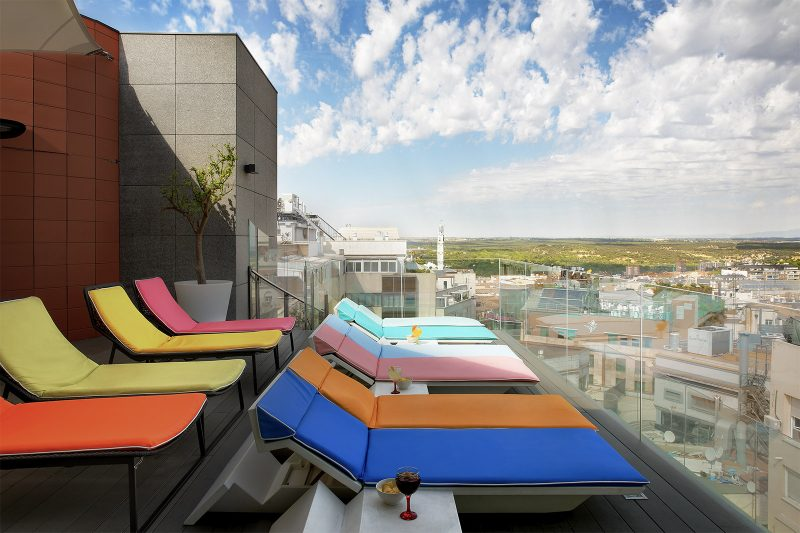 Get Lost By The Most Impressive Rooftops In Madrid Of 2018
