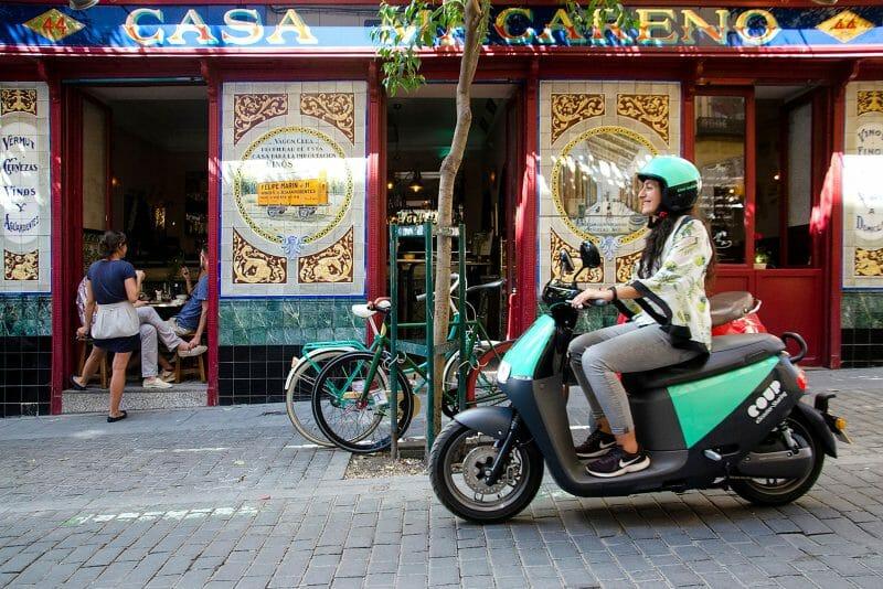 Bar castizo de Madrid. Foto de COUP.