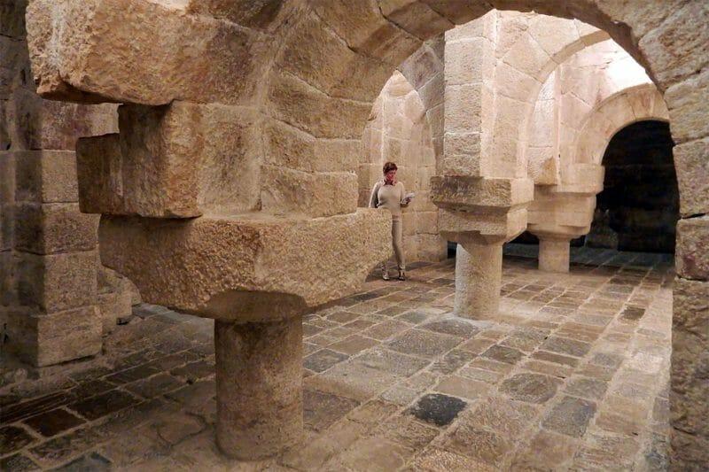 Monasterio de Leyre. Foto de Madrid Cool Blog.