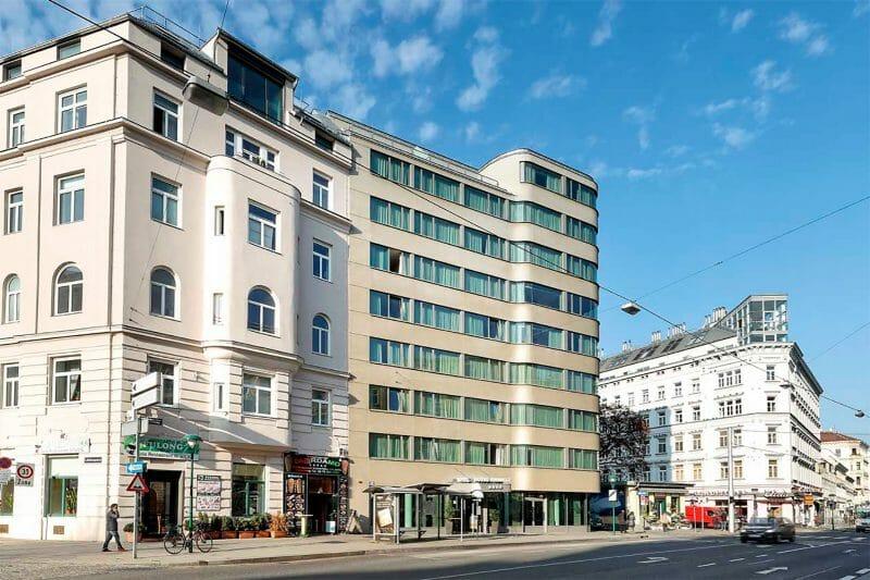HOTEL EUROSTARS EMBASSY VIENA