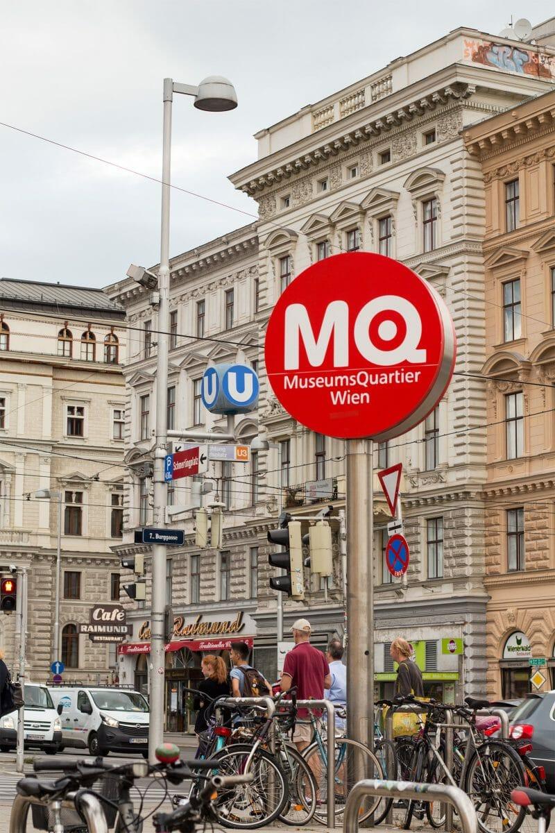 MuseumsQuartier de Viena. Foto de Madrid Cool Blog.