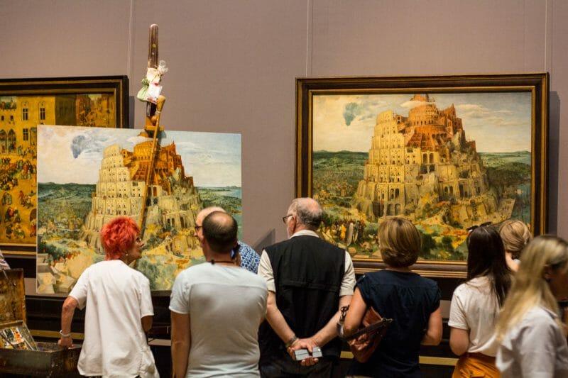 Museo Nacional de Arte de Viena. Foto de Madrid Cool Blog.
